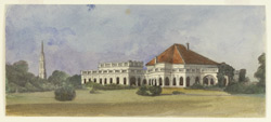 House of H. Le Poer Wynne, Allahabad (U.P.). 10 November 1868